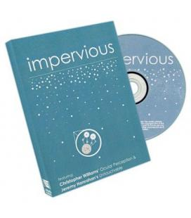 DVD IMPERVIOUS /Christopher Williams and Jeremy