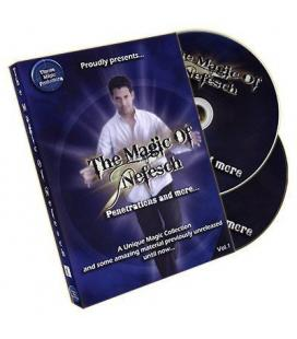 DVD The Magic Of Nefesch Vol. 1 (2 DVD Set) by Nefesch and