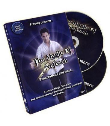 DVD The Magic Of Nefesch Vol. 1 (2 DVD Set) by Nefesch and