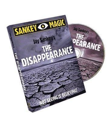 DVD* THE DISAPPEARANCE/SANKEY MAGIC