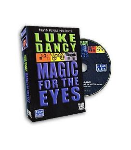 DVD MAGIC FOR THE EYES LUKE DANCY