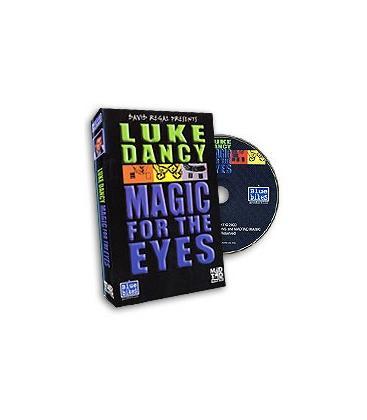 DVD MAGIC FOR THE EYES LUKE DANCY