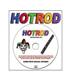 DVD HOT ROD