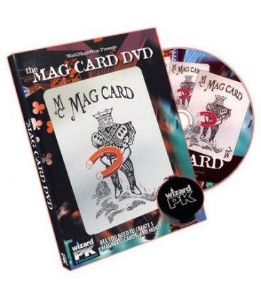 DVD* MAG CARD