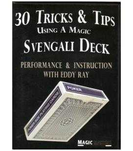DVD 30 TRICKS AND TIPS SVENGALY DECK