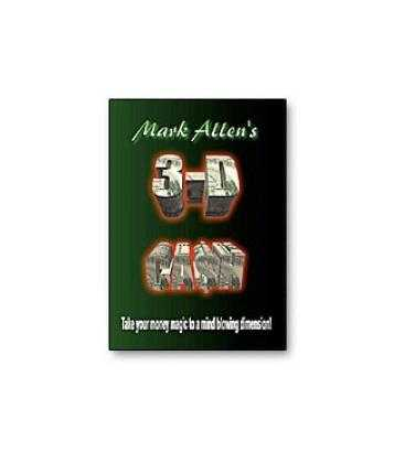 DVD 3D CASH MARK ALLEN