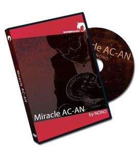 DVD Miracle AC-AN by Nono*PRE ORDER*