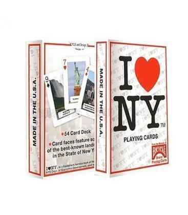 Bicycle - I Love NY