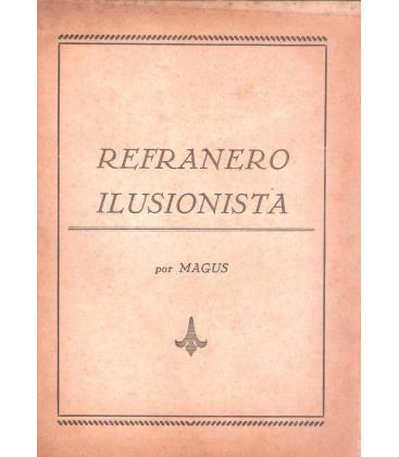 REFRANERO DEL ILUSIONISTA**MAGICANTIC**/48 C