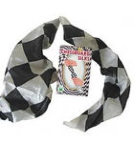 Pañuelo Blanco Y Negro
