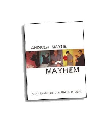 ANDREW MAYNE / MAYHEM