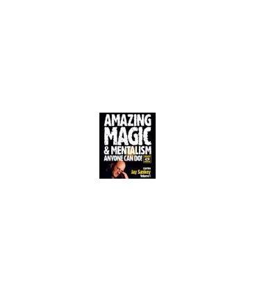 DVD Amazing magic&mentalism - Vol 1 - J.Sankey