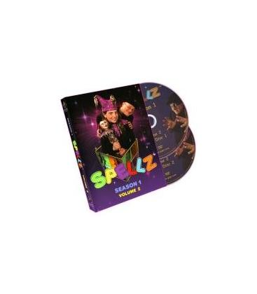 DVD Spellz Vol.2 by J.Sankey