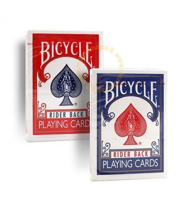 BICYCLE *AZUL O ROJAS