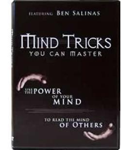 DVD MIND TRICKS YOU CAN MASTER/BEN SALINAS