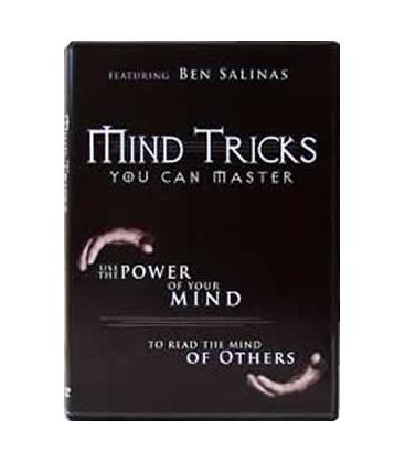 DVD MIND TRICKS YOU CAN MASTER/BEN SALINAS