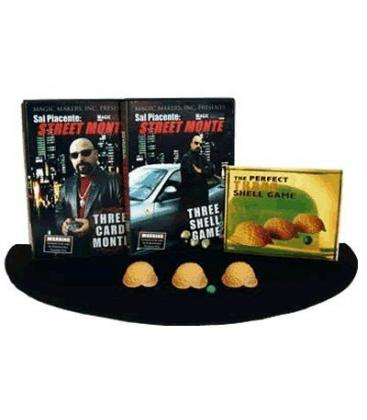 DVD STREET MONTE/SAL PIACENTE/2 DVD
