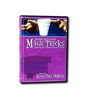 DVD AMAZING Tricks with EveryDay Objects