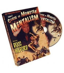 DVD CURSE OF MONSTER MENTALISM V2