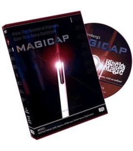 DVD MAGICAP/ BY BLACK`S MAGIC AND JESSE FEINBERG