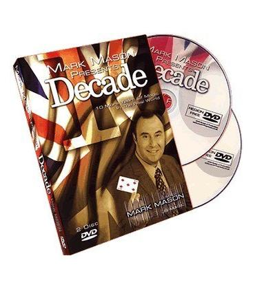 DVD DECADE / MARK MASON