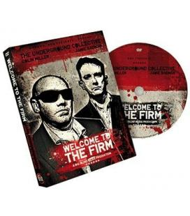 DVD WELCOM TO THE FIRM/ THE UNDERGROUND COLLECTIVE
