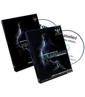 DVD LABELLED AND RELABELLED/SET 2 DVD/BEN WILLIANS