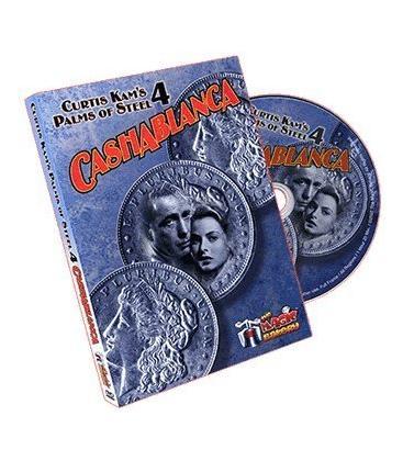 DVD CASHABLANCA/CURTIS KAM