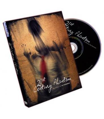 DVD 21 st.CENTURY PHANTON/OZ PEARLMAN
