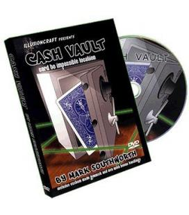 DVD CASH VAULTH/ MARK SOUTHWORTH