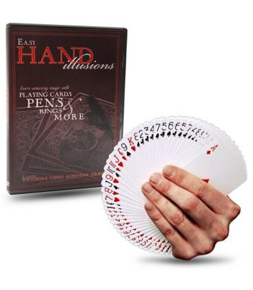 DVD EASY HAND ILLUSIONS