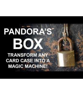 DVD PANDORA BOX BY JAY SANKEY