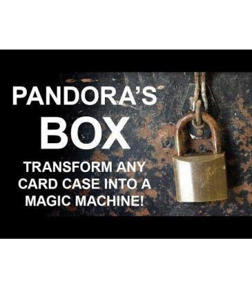 DVD PANDORA BOX BY JAY SANKEY