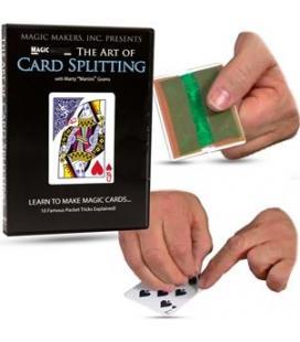DVD* THE ART OF CARD SPLITTING