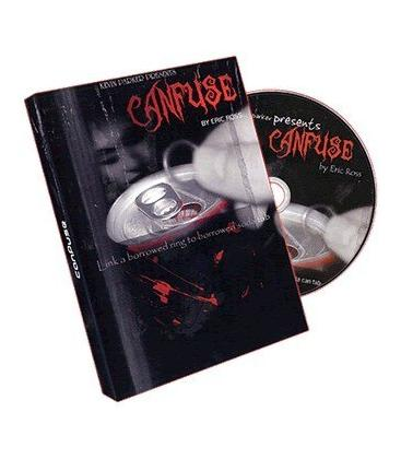 DVD CANFUSE/ERIC ROS AND KEVIN PARKER