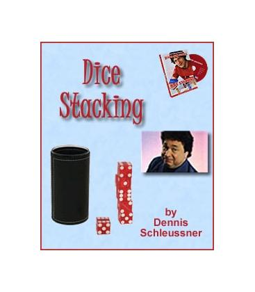 DVD DICE -STACKING