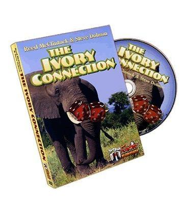 DVD THE IVORY CONNECTION