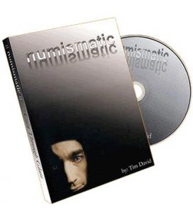 DVD NUMISMATIC/TIM DAVID