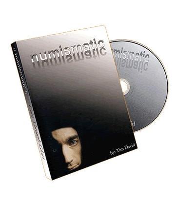 DVD NUMISMATIC/TIM DAVID