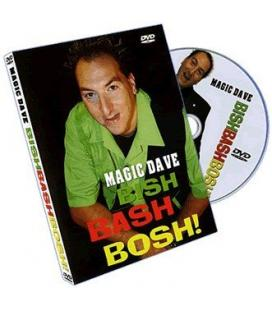 DVD BISH, BASH, BOSH /MAGIC DAVE