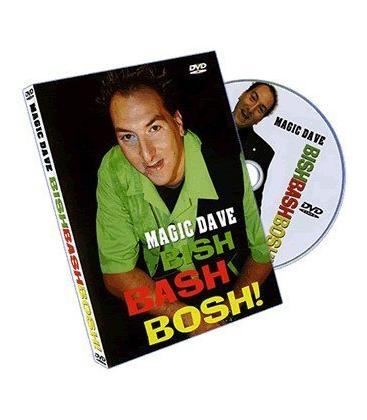 DVD BISH, BASH, BOSH /MAGIC DAVE