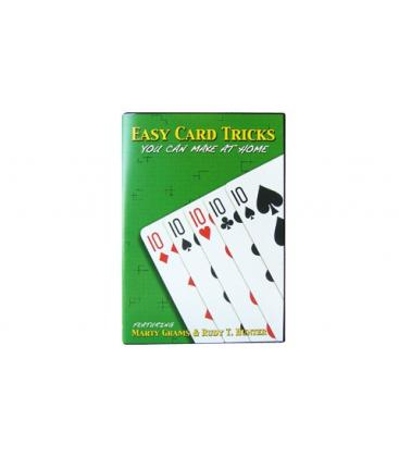 DVD EASY CARD TRICKS