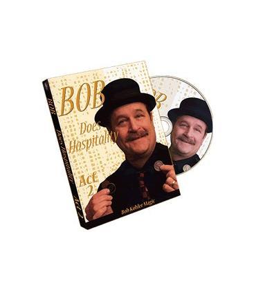 DVD BOB DOES HOSPITALITY V.1,2, Y 3