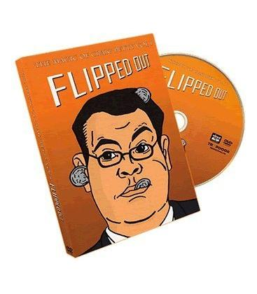 DVD FLIPPED OUT/CRAIG PETTY