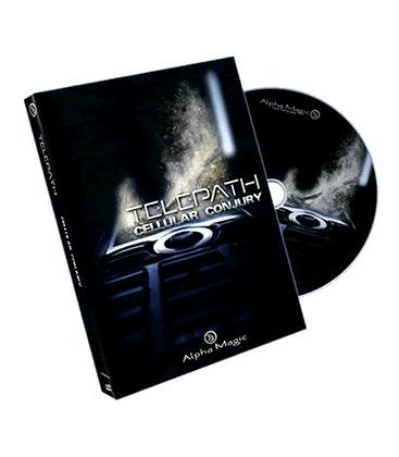 DVD TELEPATH CELLULAR CONJURING/ALPHA MAGIC