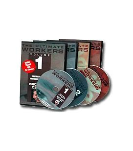 DVD CLOSE WORKERS 4 VOLU.