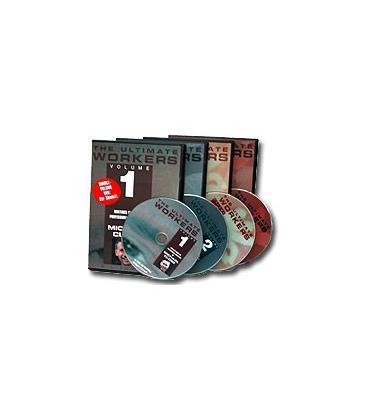 DVD CLOSE WORKERS 4 VOLU.