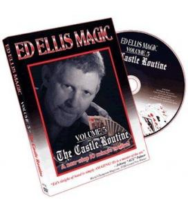 DVD ED ELLIS MAGIC/THE CASTLE ROUTINE